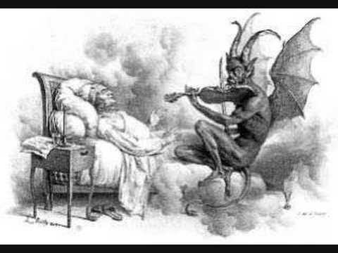 Tartini - Sonata in G Minor - Devil`s Trill - Part One