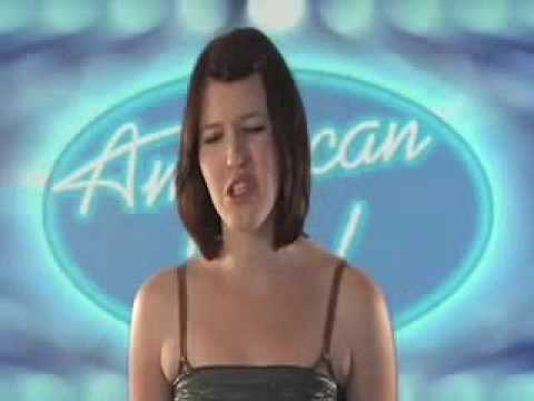 iwrestledabearonce American Idol