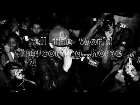 """I`m Coming Home"" - J.Cole ft. Skylar Grey - Lyrics on Screen [HD]"