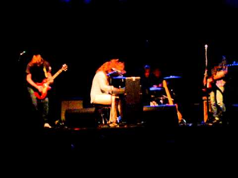 J. Roddy Walston & The Business - Full Growing Man (live @ the Avalon in Salt Lake City)