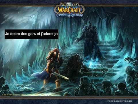 "Je DooM des gars et j`adore �a - Joffr� (parodie wow de ""Bad Things"" de Jace Everett)"