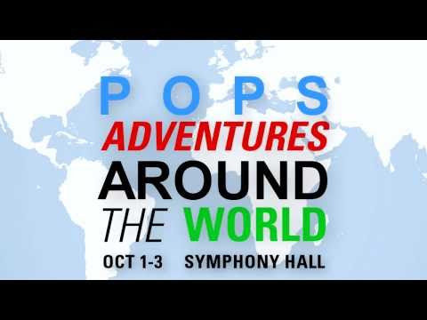 Pops Adventures Around the World