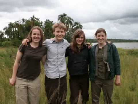 The Von Trapp Children go to Rwanda