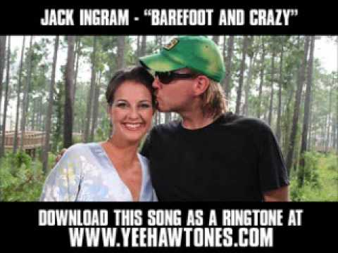 Jack Ingram - Barefoot and Crazy [ New Video + Lyrics + Download ]