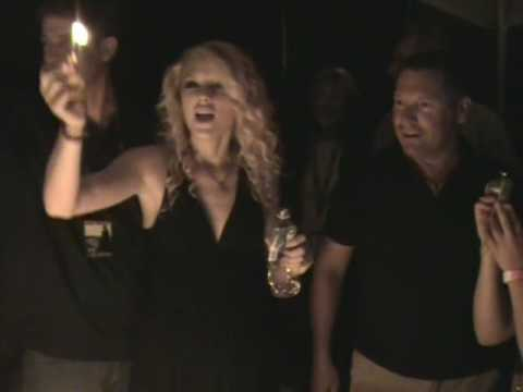 Taylor Swift & Jack Ingram sing Happy Birthday to US99.5