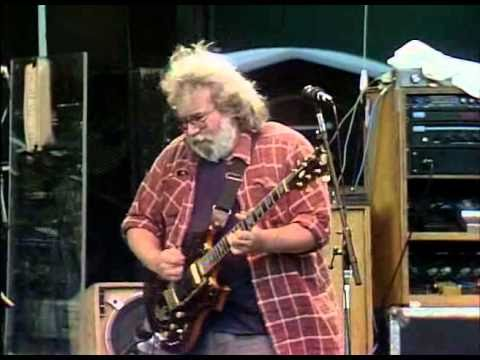 "Grateful Dead~ ""Jack Straw"" Oakland Stadium 07-24-87"