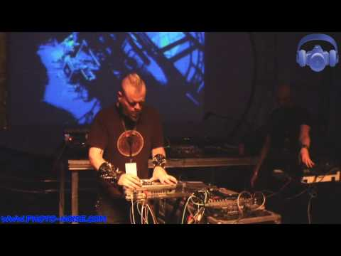 Jackal & Hyde - Beyond ( Live ) @ Floridance Festival Spain 2009 HD
