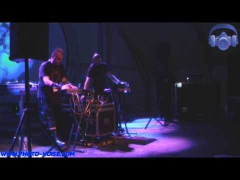 Jackal & Hyde - Go Bang ( Live ) @ Floridance Festival Spain 2009 HD