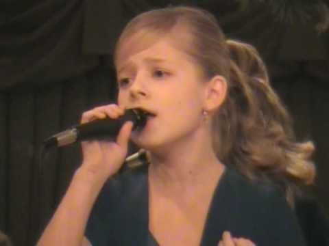 Panis Angelicus Jackie Evancho 9 years