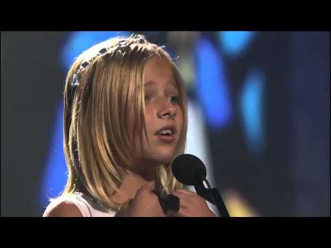 JACKIE Evancho (4U) Sings the Soul 7 songs (+0) from the best in 2010 [HD] 1080p =177777=777777