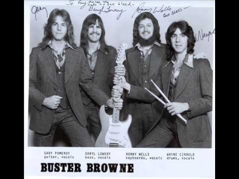 Buster Browne Group / Look At You, Look At Me + Hell Fire