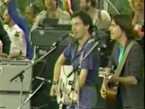 Bruce Springsteen & Jackson Browne - The Promised Land