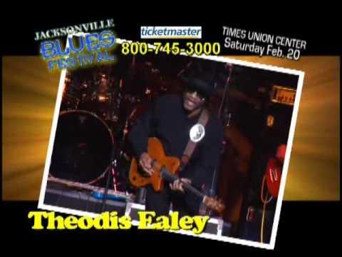 Jacksonville Blues Festival February 20