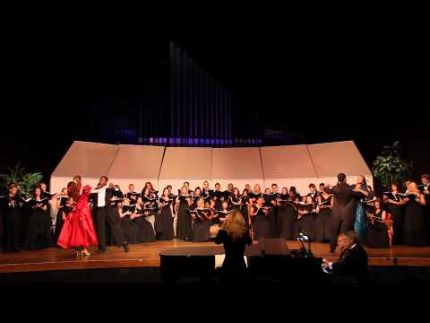 SCF Concert Choir - Liebeslieder, Op. 52 - 18. Es bebet das Gestr�uche
