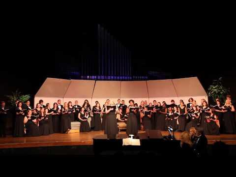 SCF Concert Choir - Liebeslieder, Op. 52 - 7. Wohl sch�n bewandt war es