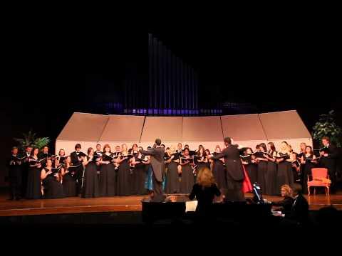 SCF Concert Choir - Liebeslieder, Op. 52 - 9. Am Donaustrande