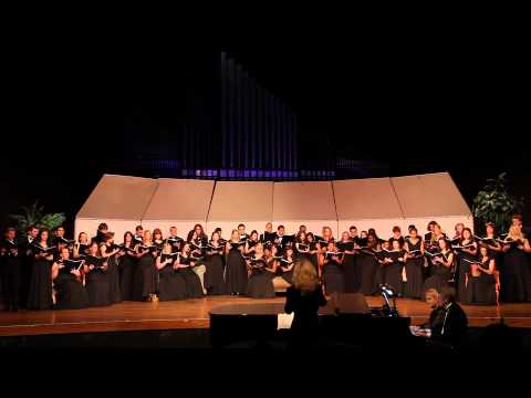 SCF Concert Choir - Liebeslieder, Op. 52 - 10. O wie sanft die Quelle
