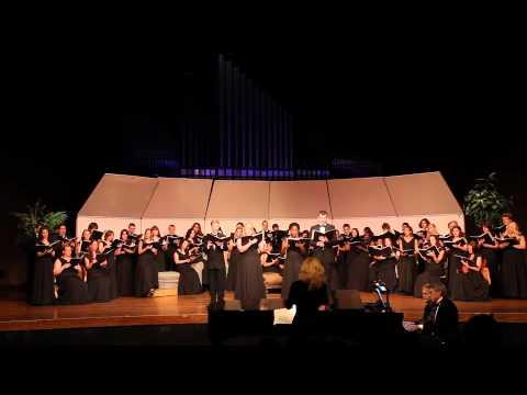 SCF Concert Choir - Liebeslieder, Op. 52 - 8. Wenn so lind dein Auge mir
