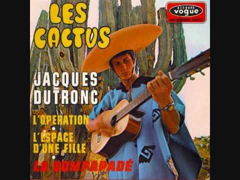 JACQUES DUTRONC les cactus 1967