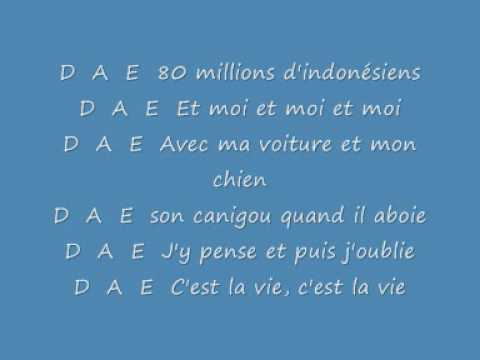 Et moi, et moi, et moi :: Jacques Dutronc