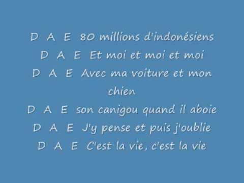 Et moi, et moi, et moi :: Jacques Dutronc