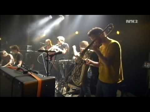 Jaga Jazzist - Stardust Hotel (Live)