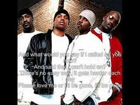 Jagged Edge - All Out Of Love