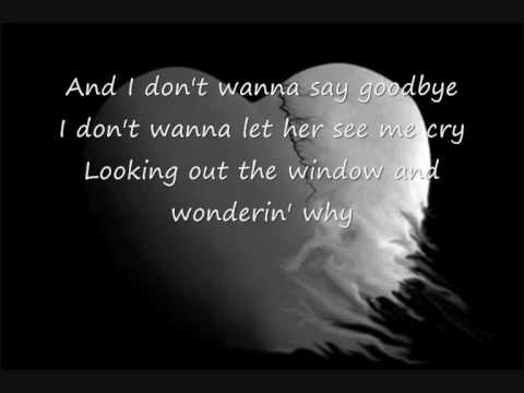 Jagged edge - Goodbye (LYRICS)