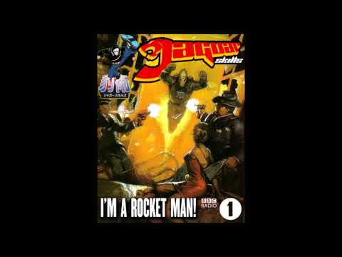 Jaguar Skills - I Am The Rocket Man