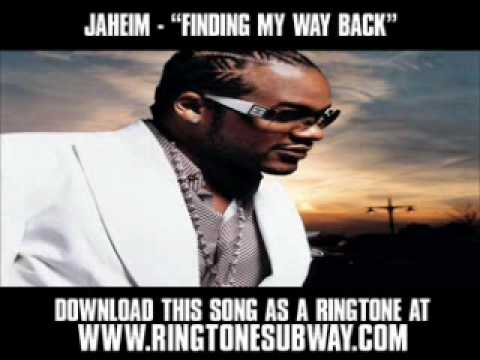 "Jaheim - ""Finding My Way Back"" [ New Video + Lyrics + Download ]"
