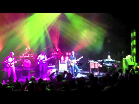 Umphreys McGee HD - Andy`s Last Beer - Vic Theater Chicago
