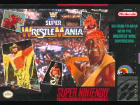 "WWF Super Wrestlemania - SNES Soundtrack - Jake ""The Snake"" Roberts Theme"