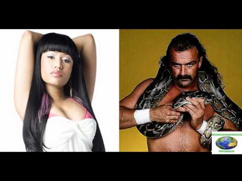 Nicki Minaj ft Jake The Snake Roberts - Did it on em - UNCENSORED REMIX