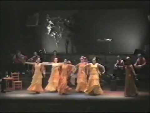 ROQUE TORRALVA: TOROS Y FLAMENCO - Jaleo (Teatro Imperial , Octubre 1998)