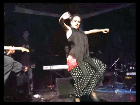 Laureana Granados bailaora flamenco Destiempo jaleo Metr�polis C�rdoba