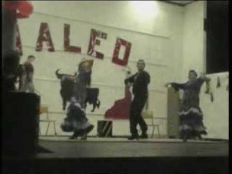 "flamenco buleria ""Jaleo"""