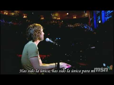 GOODBYE MY LOVER - James Blunt (Subtitulado en español)