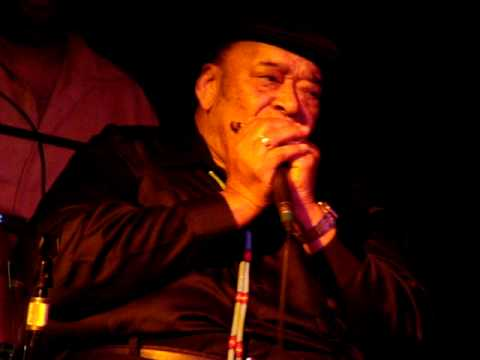 James Cotton Blues Band 3/7/09