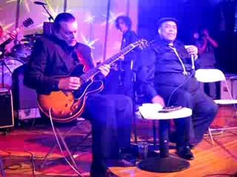 J. Geils and James Cotton playing the Blues