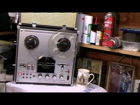 Broken 78 Records - Tranfer To Open reel Tape (Pt 2 of 2)