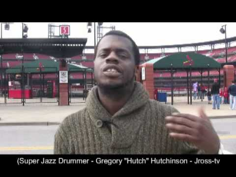 "James Ross @ (Drummer) - Gregory ""Hutch"" Hutchinson - ""Be A Individual @ Your Craft"" - Jross-tv"