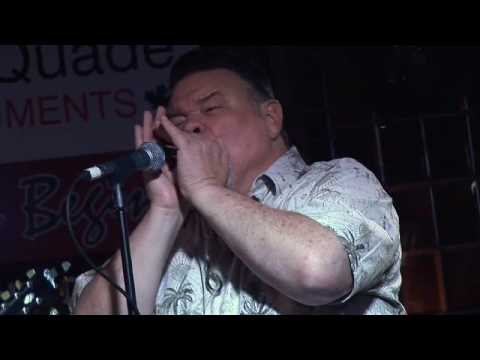 Steve Kozak`s Video Blues Review Featuring James Harman