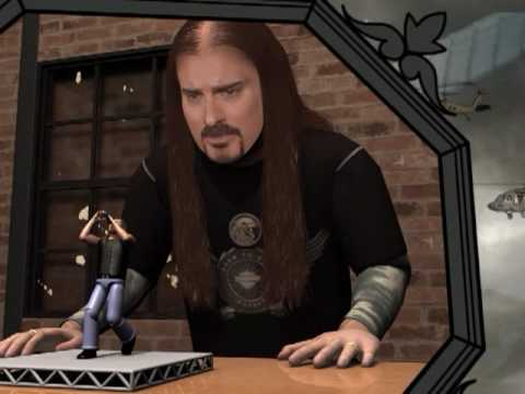 James LaBrie Action Figure!