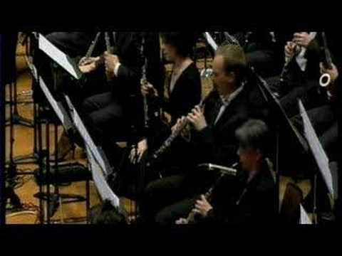 Daniel Hope plays John Casken Violin Concerto - 2nd Movement