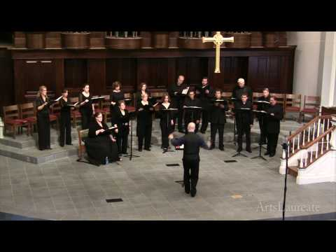 "Virginia Chorale - James MacMillan`s ""Christus Vincit"""