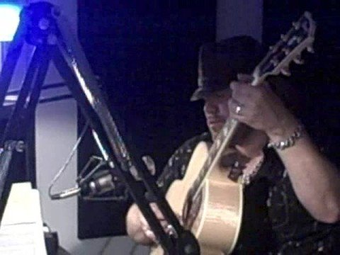 "James Otto sings ""For You"" Live on KFDI"