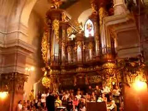 Prague St.James Te Deum