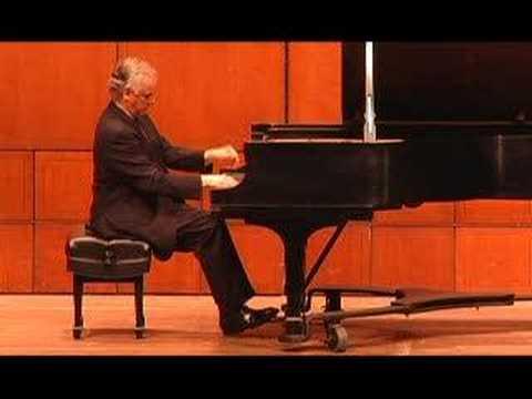 Pianopalooza III: Tocco plays Barber
