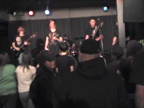 Exiled orignal song LIVE - Temptress