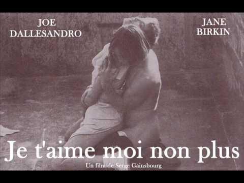 Jane Birkin & Serge Gainsbourg - Je t`aime moi non plus